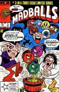 Madballs (1986-1988 Marvel/Star Comics) 3