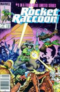 Rocket Raccoon (1985 Marvel) 1
