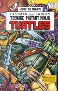 How to Draw Teenage Mutant Ninja Turtles (1985) 1A