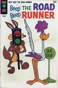 Beep Beep the Road Runner (1966 Gold Key) 5