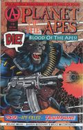 Planet of the Apes Blood of the Apes (1991) 3