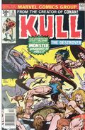 Kull the Conqueror (1971 1st Series) 18