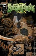 Steampunk (2000) Chromium Cover 1