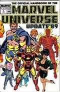 Official Handbook of the Marvel Universe Update '89 (1989 Marvel) 4