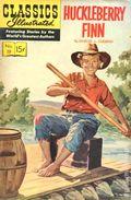 Classics Illustrated 019 Huckleberry Finn (1944) 13