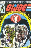 GI Joe (1982 Marvel) 6REP.2ND