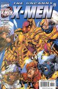 Uncanny X-Men (1963 1st Series) 384