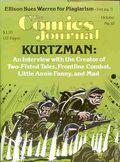 Comics Journal (1977) 67