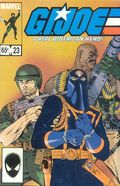 GI Joe (1982 Marvel) 23REP.2ND