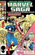Marvel Saga (1985) 12