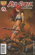 Red Sonja (2005 Dynamite) 19A