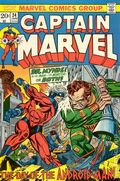 Captain Marvel (1968 1st Series Marvel) 24