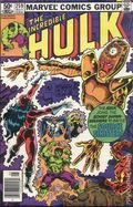 Incredible Hulk (1962-1999 1st Series) 259