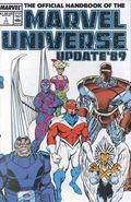 Official Handbook of the Marvel Universe Update '89 (1989 Marvel) 1