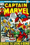 Captain Marvel (1968 1st Series Marvel) 23