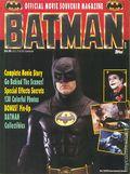 Batman Official Movie Souvenir Magazine (1989) 1