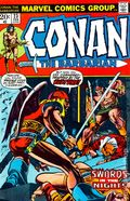 Conan the Barbarian (1970 Marvel) 23