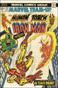 Marvel Team-Up (1972 1st Series) 29