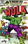 Incredible Hulk (1962-1999 1st Series) 278