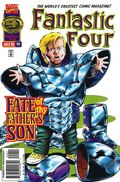 Fantastic Four (1961 1st Series) 414