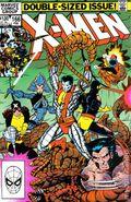 Uncanny X-Men (1963 1st Series) 166