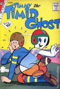 Timmy the Timid Ghost (1956-1966 Charlton) 29