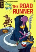 Beep Beep the Road Runner (1966 Gold Key) 1