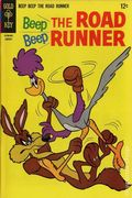 Beep Beep the Road Runner (1966 Gold Key) 6