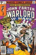 John Carter Warlord of Mars (1977 Marvel) 2