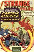 Strange Tales (1951-1976 1st Series) 114