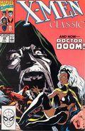 X-Men Classic (1986-1995 Marvel) Classic X-Men 49