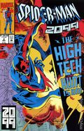 Spider-Man 2099 (1992 1st Series) 2