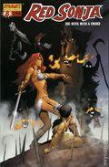 Red Sonja (2005 Dynamite) 8C