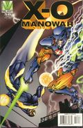 X-O Manowar (1992 1st Series) 58