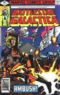Battlestar Galactica (1979 Marvel) 5