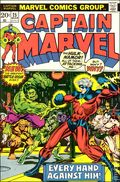 Captain Marvel (1968 1st Series Marvel) 25