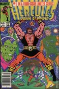 Hercules (1984 2nd Series Marvel) 1