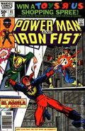 Power Man and Iron Fist (1972 Hero for Hire) 65