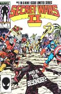 Secret Wars II (1985 Marvel) 1