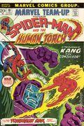 Marvel Team-Up (1972 1st Series) 10