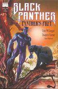 Black Panther Panther's Prey (1991 Marvel) 1