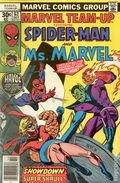 Marvel Team-Up (1972 1st Series) 62