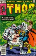 Thor (1962-1996 1st Series Journey Into Mystery) 288