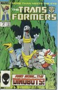 Transformers (1984 Marvel) 1st Printing 8