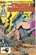 Transformers (1984 Marvel) 1st Printing 13