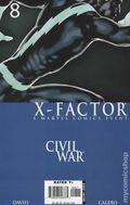 X-Factor (2005 3rd Series) 8A