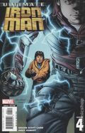 Ultimate Iron Man (2005 1st Series) 4