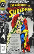 Adventures of Superman (1987) Annual 3