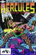 Hercules (1982 1st Series Marvel) 1