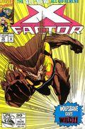 X-Factor (1986 1st Series) 76